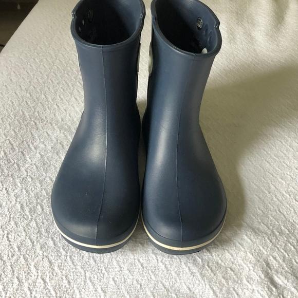 d08f0e9e793 CROCS Shoes | Womens Jaunt Shorty Waterproof Boots | Poshmark